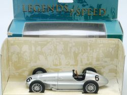 Corgi 00203 Mercedes W154 Silver Racing Car Legends of Speed OVP