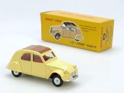 Dinky Toys 558 Atlas Citroën 2 CV Ente Modelljahr 1961 MIB! OVP