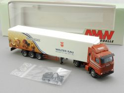 AMW AWM 95721.2 Scania 113 Kühlkoffer-SZ Krummen Rau Öl Fett OVP