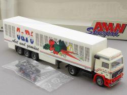 AMW AWM 71902 Volvo FH Kühlkoffer-SZ LKW CaPé Obst Gemüse NL OVP