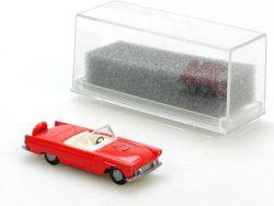 Praline 5202 Ford Thunderbird Cabrio offen rot 1:87 PKW NEU