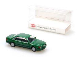 Rietze Werbemodell Audi 100 quattro 2.8 E dunkelgrün NEU!