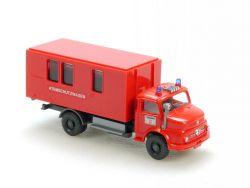 Wiking 629/2 B Mercedes MB 1413 Atemschutzwagen Feuerwehr