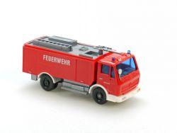 Wiking 621 Mercedes 1719 Feuerwehr Tanklöschfahrzeug 1:87 H0