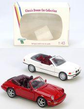 Schabak SR 140 BMW 3er und Porsche 911 Dream Car Set lesen! OVP