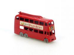 Matchbox 56 A Lesney London Trolley Bus Peardrax near mint