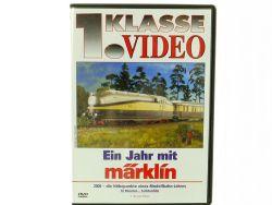 AW Märklin 9519 DVD 1. Klasse Videos Ein Jahr mit Märklin 2005 OVP