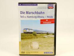 AW GeraMond Die Marschbahn Teil 1 Hamburg-Altona-Heide DVD OVP