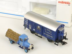 Märklin 48098 Museumswagen 1998 Gaiser DRG Colonialwaren OVP AW
