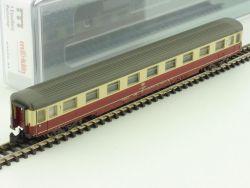 Märklin 87409-04 mini-club Eurofima Reisezug-Wagen DB EVP AW