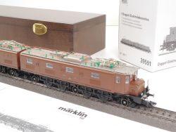 Märklin 39591 Doppel-Elektrolok Ae 8/14 SBB mfX Digital Soun OVP AW