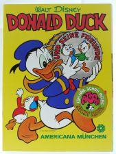 Americana Walt Disney Sammelbilder Donald Klebebilder Album