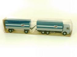 Wiking 470 MAN Büssing Fernlastzug fern schnell gut Güterverkehr OVP ST
