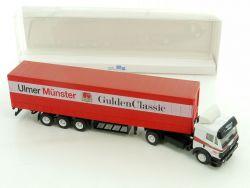 B&S Mercedes MB Ulmer Münster Bier Gulden Classic Denkinger SZ OVP