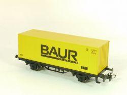 Märklin 93501 4481 SoMo Containerwagen Baur Versand DB ohne OVP