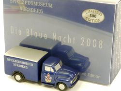 Schuco 50587000 Piccolo Opel Spielzeugmuseum Blaue Nacht 2008 OVP