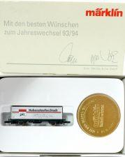 Märklin mini-club Jahreswechsel 93/94 800J Friedrich II OVP