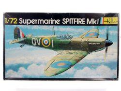 Heller 280 Supermarine Spitfire Mk I Model Kit 1/72 Bausatz OVP