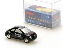 Schuco 77439 Piccolo VW New Beetle Toy Fair New York 2002 05330 OVP