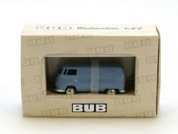 BUB 06500 Volkswagen VW T1 Bulli Kasten Transporter hellblau OVP