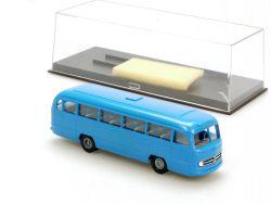Brekina 5200 Mercedes MB O 321 Omnibus Blau Bus Omnibus OVP SG