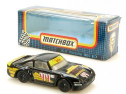 Matchbox K 11 SP-13 Superkings Porsche 959 ED No.44 Lesney OVP