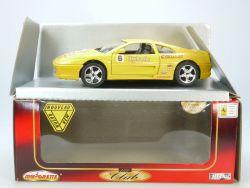 Majorette 4420 Ferrari F 355 Berlinetta Racing MIB Neu NOS OVP SG