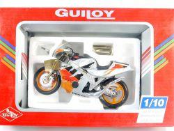 Guiloy Honda CBR 1000 Fireblade RR Motorrad Motorbike 1/10 OVP
