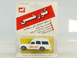 Corgi Juniors Mercedes 2200 Binz Ambulance Iran Saudi Arabia MOC OVP ZZ
