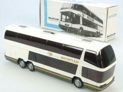 NZG 280 Neoplan Skyliner 50 Jahre Doppeldecker Bus Reisebus