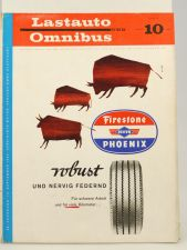 Lastauto Omnibus Nr. 10 / 1962 orig. Zeitschrift alt Opel MB VW