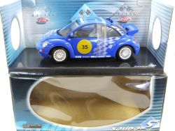 Solido 9033 VW New Beetle Motorsport Power MIB 1/18 NOS OVP