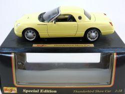 Maisto 50336 Special Edition Thunderbird Show Car 1/18 OVP