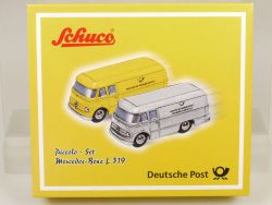 Schuco 006731 Piccolo-Set Deutsche Bundespost Post DBP L319 OVP