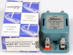 Schuco 6333/47 Gleichrichter 14-18 V Disneyland-Alweg-Monorail OVP ST