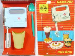 Gama 701 Set Mix Boy Hand Mixer Kinder Küche original 50er MIB OVP