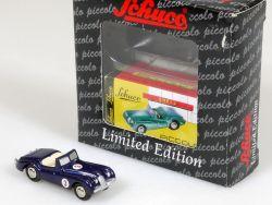 Schuco 50169000 Piccolo Jaguar XK 120 Techno Classica 1999 1/90 OVP