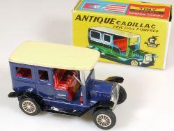 Kashiwa S-1286 Antique Cadillac Friktion Blech Japan SSS Toys OVP