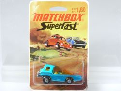 Matchbox 37 D Superfast Soopa Coopa Diecast Lesney MOC MIB OVP