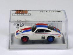 Brekina 16303 Porsche 911 Coupe G-Reihe No. 59 1/87 Neu OVP