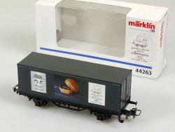 Märklin 44263 mini-club MoBa-Treff Göppingen 1997 Containerwagen OVP