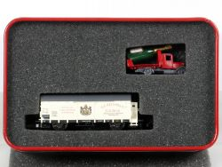 Märklin 80013 Mini-Club Museumswagen 2002 Kessler MIB NEU OVP