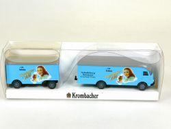 Wiking Sondermodell MB Mercedes Krombacher Pils Lastzug NEU OVP ST