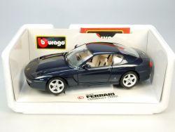 Bburago Burago 3036 Ferrari 456 GT 1992 MIB Neu NOS 1/18 OVP ST