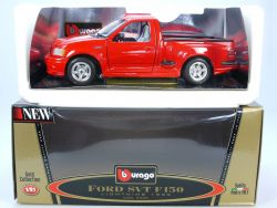 Bburago 3305 Ford SVT F 150 Lightning Pick Up MIB Neu NOS OVP