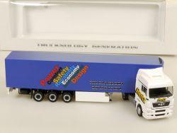 Herpa 09.38069-0190 MAN TGA XXL Trucknology Generation SZ OVP