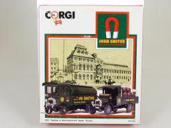 Corgi 97742 Gift set AEC Tanker Thornycroft Beer Truck John Smiths OVP