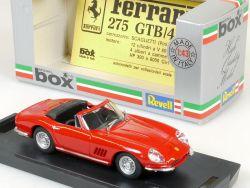 Model Box 8418 Revell Ferrari 275 GTB Spyder Scuderia 1:43 OVP