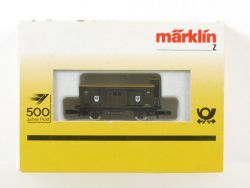 Märklin 8654 Mini-Club PMS 64-01 Postwagen 500 Jahre Post Z OVP