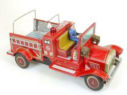 SH Horikawa Feuerwehr Fire Department Blech Japan elektrisch ohne OVP